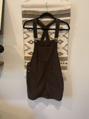 O'Neil overall mini dress for Sale in San Juan Capistrano, CA