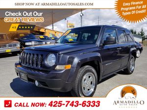 2014 Jeep Patriot for Sale in Lynnwood, WA