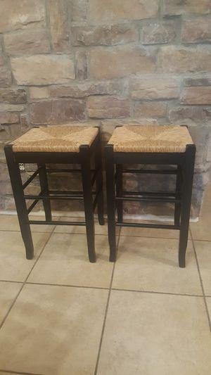 2 bar stools for Sale in Chandler, AZ
