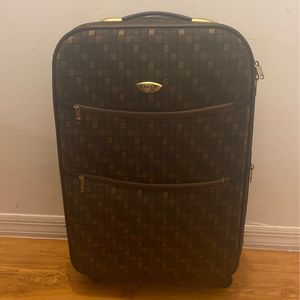 Brown Suitcase for Sale in Miami, FL