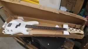 Electric guitar with bag for Sale in Carson, CA
