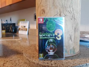 NEW SEALED LUIGI'S MANSION 3 (TRADE FOR MARIO MAKER 2) for Sale in Norwich, CT