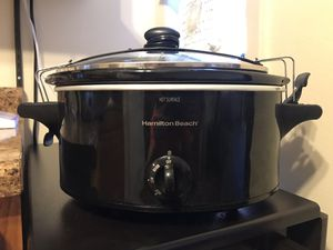 Slow Cooker for Sale in Forest Park, IL