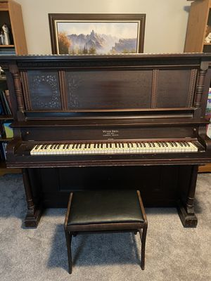 Free Piano with bench for Sale in PA, US