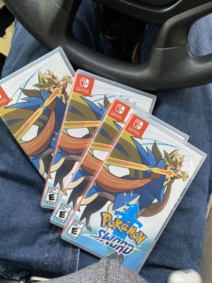 Nintendo switch game : Pokemon Sword for Sale in Severn, MD