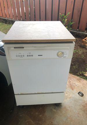 Kenmore portable dishwasher for Sale in Honolulu, HI
