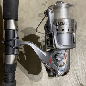 BERKLEY FUSION SPINNING REEL and FISHING ROD COMBO for Sale in Puyallup, WA