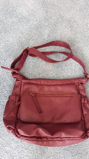 Naturalizer burgundy shoulder purse for Sale in Severn, MD