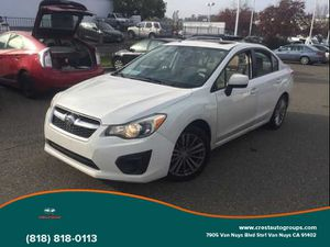 2012 Subaru Impreza for Sale in Los Angeles, CA