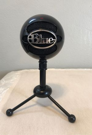 Blue microphone the snowball for Sale in Aurora, CO