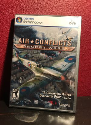 Air*Flight Secret Wars PC Game for Sale in Fullerton, CA