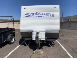 RV Toy Hauler 2009 27WTBL Sandstorm for Sale in Phoenix, AZ