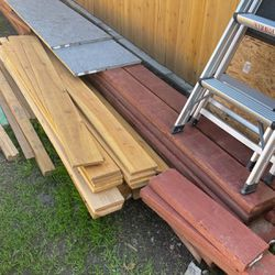Treated Lumber for Sale in Los Angeles,  CA