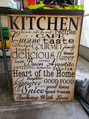 Art / Sign for Sale in Hardeeville, SC