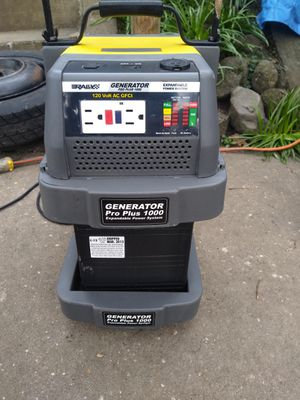 Rally Generator Pro Plus 1000!!! for Sale in Portland, OR