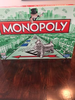 Monopoly board game for Sale in Mars, PA
