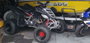 Raptor 660R runs great no issues at all for Sale in Kissimmee, FL