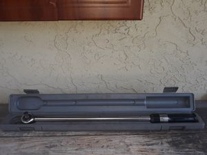 ADT 1/2 INCH TORQUE WRENCH for Sale in Oceanside, CA