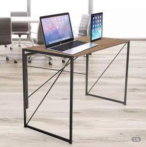 Foldable computer desk for Sale in Phoenix, AZ