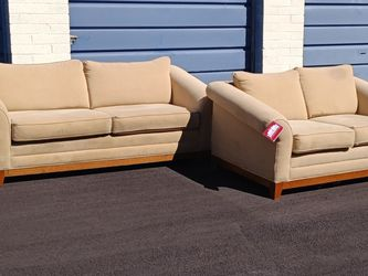 Like New XL Cream Sofa Set for Sale in Tempe,  AZ