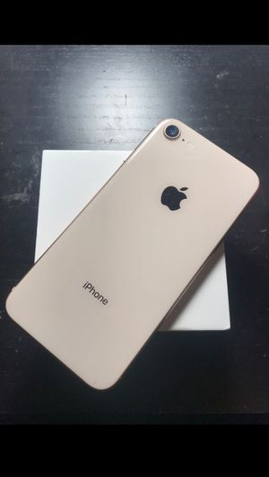 iPhone 8 Gold Brand New Unlocked for Sale in Sugar Land, TX