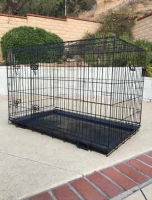 Dog crate wire folding size 48 XL new in box 📦 for Sale in Chino, CA