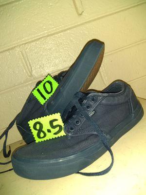 Size 9m10w Vans skate board shoes for Sale in Phoenix, AZ