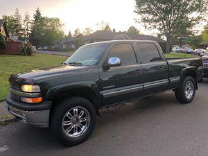 2002 Chevy Silverado 1500 HD 4x4 for Sale in Hillsboro, OR