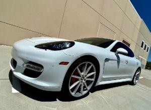 4 wheel Disc Ceramic Brakes with ABS 2013 Porsche Panamera 4WD for Sale in Leesburg, VA