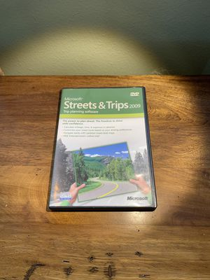 Microsoft street and trips for Sale in Portland, OR
