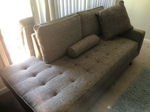Sectional sofa luxury couch for Sale in Dublin, CA
