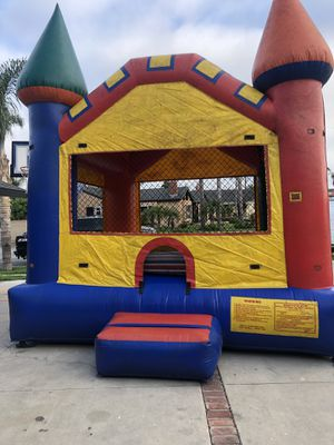 Jumper 13x13 commercial grade for Sale in Huntington Beach, CA