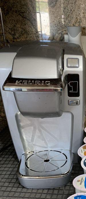 Silver keurig brewing machine for Sale in San Diego, CA