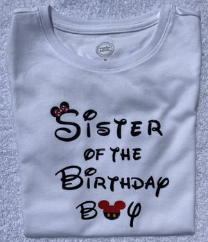 Birthday party shirts for Sale in Villa Park, IL