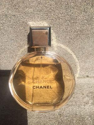 Brand new Chance Chanel perfume 3.4 oz for Sale in Fairview, OR