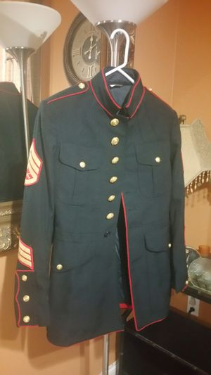 Marine Corps Dress Blues Coat for Sale in San Diego, CA