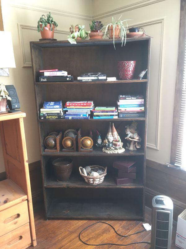2 Custom Bookcases