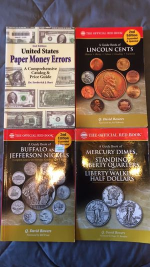 Coin Books for Sale in Kingsport, TN