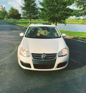 ForSaleByOwner2OO7 Volkswagen Jetta PriceFIRM$8OO for Sale in Seattle, WA