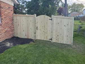 Hello you need any fence hola si necesita cual quier estilo de fence escribame al {contact info removed} for Sale in Glen Burnie, MD
