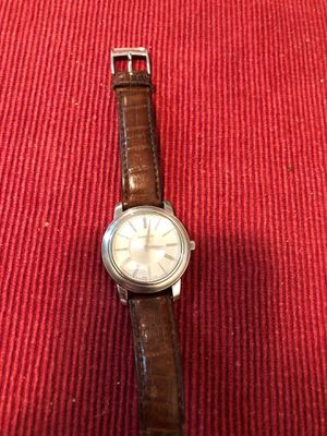 Tiffany men's watch. for Sale in Worthington, OH