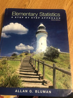 Statistics ninth edition for class 165 for Sale in Covina, CA