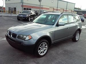 2004 BMW X3 for Sale in Kissimmee, FL