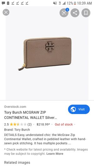 Tory Burch brand new for Sale in Elk Grove, CA