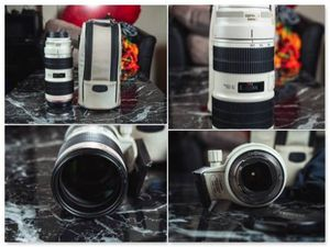 Canon 70-200mm f2.8L IS II Lens for Sale in San Jose, CA