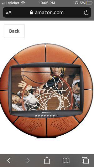Hannspree basketball shaped tv flatscreen for Sale in San Diego, CA