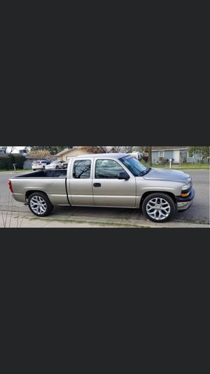 2000 Chevy Silverado for Sale in Squaw Valley, CA