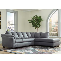 Brand New Light Gray Sectional for Sale in Maryland Heights,  MO
