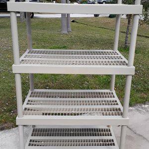 Shelves Heavy duty for Sale in Port St. Lucie, FL