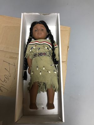 American Girl Kaya doll. Reduced! Gotta go. for Sale in St. Louis, MO